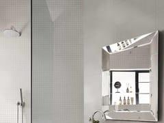Rivestimento tridimensionale in ceramica effetto tessutoOUTFIT | Mosaico Grey - MARAZZI GROUP