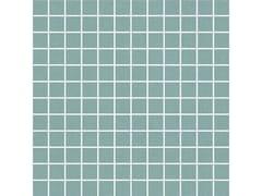 Rivestimento tridimensionale in ceramica effetto tessutoOUTFIT | Mosaico Turquoise - MARAZZI GROUP