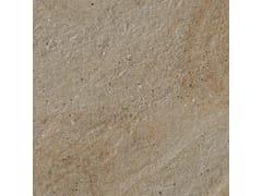 Pavimento in gres porcellanato effetto pietra per interni ed esterniOUTSTONE CAMOSCIO - CERAMICHE COEM