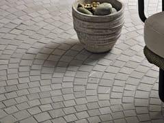 Pavimento in gres porcellanato effetto pietra per interni ed esterniOUTSTONE - CERAMICHE COEM
