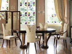 Tavolo ovale in legnoGRAND ÉTOILE | Tavolo ovale - CANTIERO
