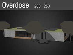 Casa prefabbricataOVERDOSE - POPUP HOUSE
