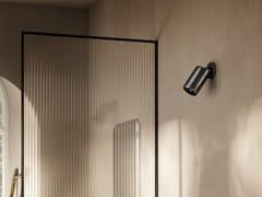 Soffione doccia a muro in acciaio inoxKINO | Soffione doccia - AQUAELITE