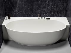 Vasca da bagno a semincasso ovale in Luxolid®OVO TUB | Vasca da bagno a semincasso - RELAX DESIGN