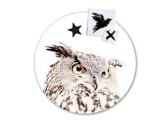 Adesivo da parete a motivi OWL | Adesivo da parete - Animal