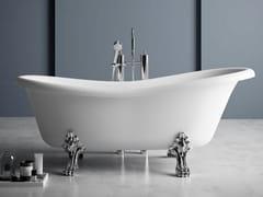 Vasca da bagno ovale in BluStoneOXFORD - KAROL ITALIA