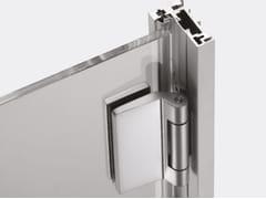 Metalglas Bonomi, P-080-SL Stipiti su muro