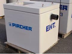 Pircher, P.C. | Pozzetto di cacciata rettangolare  Pozzetto di cacciata rettangolare