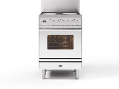 Cucina a libera installazione in acciaioP06W | Cucina a libera installazione - ILVE