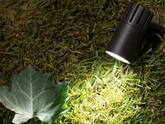 Lampada da terra per esterno a LED in alluminioP1 | Terra - VIABIZZUNO