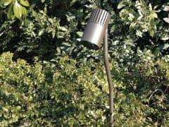 Lampada da terra per esterno a LED in alluminioP2 | Terra - VIABIZZUNO