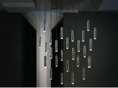 Lampada a sospensione a LED regolabileP28 - ARCHILUME