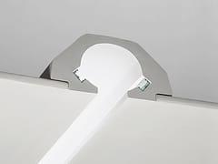 Profilo per illuminazione lineare in gesso P3 - Indoor Sistemi Lineari