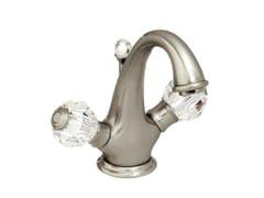 Rubinetto per lavabo monoforo con cristalli Swarovski® PACIFICA | Rubinetto per lavabo monoforo - Pacifica