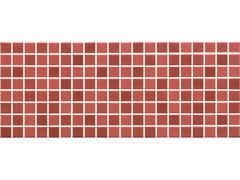 Mosaico in ceramicaPAINT | Mosaico Rosso - MARAZZI GROUP