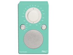 Radio wireless con batteria ricaricabile PAL BT LUCITE GREEN - TIVOLI AUDIO COOPERATIEF U.A.