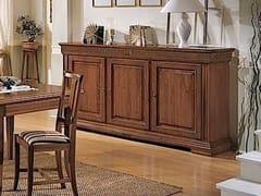 Madia in legno massello con ante a battentePALLADIO | Madia - ARVESTYLE