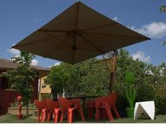 Scolaro Parasol, PALLADIO BRACCIO | Ombrellone rettangolare  Ombrellone rettangolare