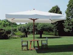 Scolaro Parasol, PALLADIO TELESCOPIC | Ombrellone quadrato  Ombrellone quadrato