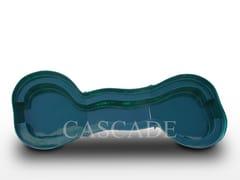 CASCADE, PANAMA Vasche prefabbricate in materiale composito preassemblate