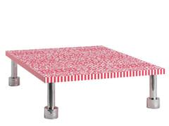 Tavolino basso in laminatoPANDA | Tavolino da caffè - CAP DESIGN