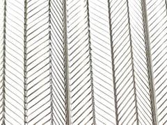 Rete porta-intonaco in acciaio zincatoPANNELLO NERVATO - BIEMME