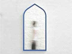 Specchio a parete con cornice PANORAMI TUDOR - Panorami