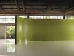 Paola Lenti, PAPIERCOLLÈ Rivestimento per strutture architettoniche verticali