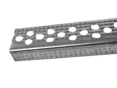 Biemme, PARASPIGOLO 105°-140° Profilo paraspigolo in alluminio