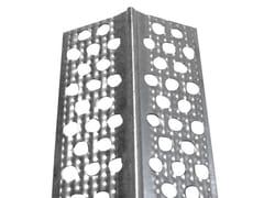 Biemme, PARASPIGOLO 135° Profilo paraspigolo in alluminio