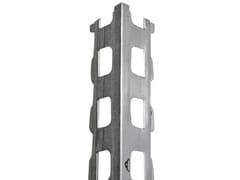 Biemme, PARASPIGOLO ALETTATO Profilo paraspigolo in alluminio