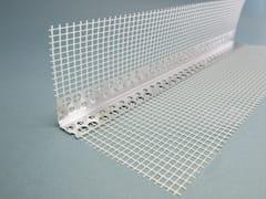 Guarnizione e giunto per prodotto isolante in alluminioPARASPIGOLO ALLUMINIO - BIEMME