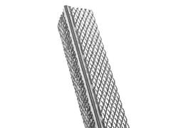 Biemme, PARASPIGOLO MICROSTIRATO Profilo paraspigolo in alluminio