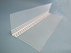 Guarnizione e giunto per prodotto isolante in PVCPARASPIGOLO PVC - BIEMME