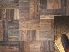 Pavimento in gres porcellanato effetto legnoPARCHI - CASALGRANDE PADANA