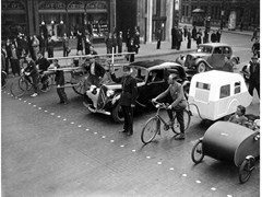 Stampa fotograficaPARIS DURING THE SECOND WORLD WAR - ARTPHOTOLIMITED