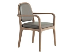 Sedia imbottita con braccioli PARIS PANAME | Sedia con braccioli - Paris Paname