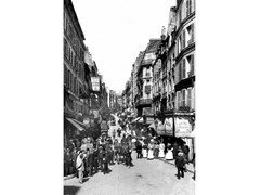 Stampa fotograficaPARIGI RUE DES MARTYRS - ARTPHOTOLIMITED