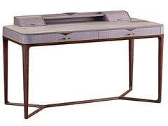 Scrivania rettangolare in legno con cassettiPARK LANE   Scrivania - ROCHE BOBOIS