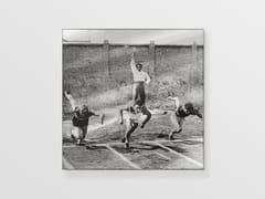 Stampa fotografica in Plexiglas®PARTENZA DEI 100 METRI NCD-LU-S011 - SPAZIO 81