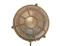 Plafoniera fatta a mano in ottone PASHA - MULLAN LIGHTING