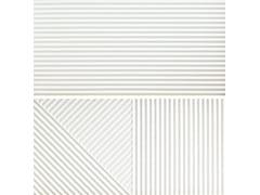 Rivestimento tridimensionale in gres porcellanatoPASSEPARTOUT BIANCO #2 - CERAMICA FIORANESE