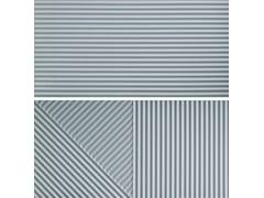 Rivestimento tridimensionale in gres porcellanatoPASSEPARTOUT RUSTY BLUE #2 - CERAMICA FIORANESE