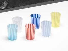 Bicchiere da acqua in vetro di MuranoPASTELLI | Bicchiere - PURHO