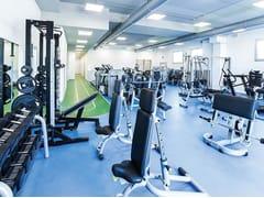 Pavimentazione per palestre fitness e sale polifunzionali PAVISINT SL 75 GYM -