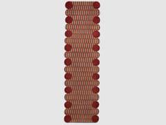 Passatoia a motivi rettangolare in lana HimalayanaPAYSAGE LE SOIR SKY BLUE/BROWN - HENRI MATISSE