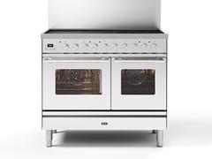 Cucina a libera installazione in acciaioPD10W | Cucina a libera installazione - ILVE