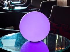 LAMPADA DA TAVOLO A LED SENZA FILI IN PLASTICAPEARL - SMART AND GREEN