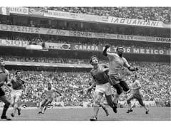 Stampa fotograficaPELE BRASILE-ITALIA 1970 - ARTPHOTOLIMITED