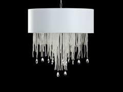 Lampada a sospensione a luce indiretta con cristalliALICE | Lampada a sospensione - AIARDINI ILLUMINAZIONE